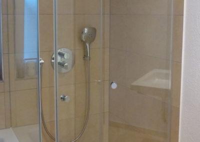 Eckanlage Dusche 01